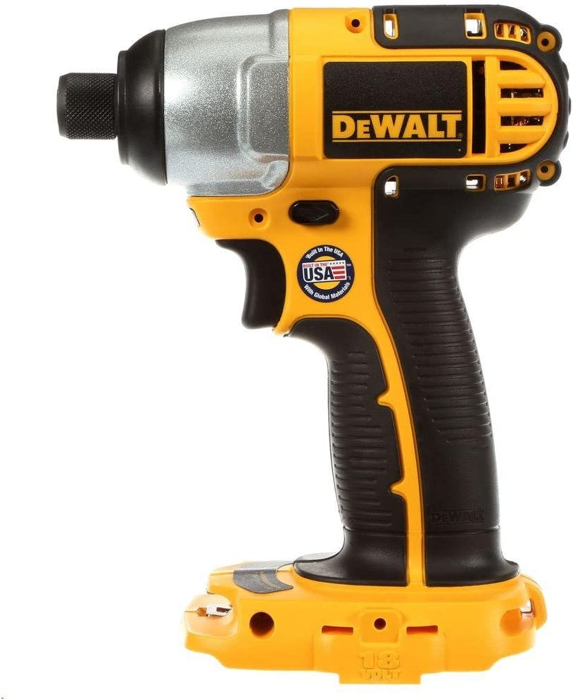 Dewalt DC825BR 18V Cordless 1 4 in. Impact Driver Bare Tool Renewed