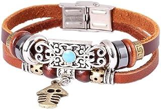 FAIRY COUPLE Unisex Leather Bracelet
