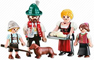 Playmobil - Alpine Family - 6395