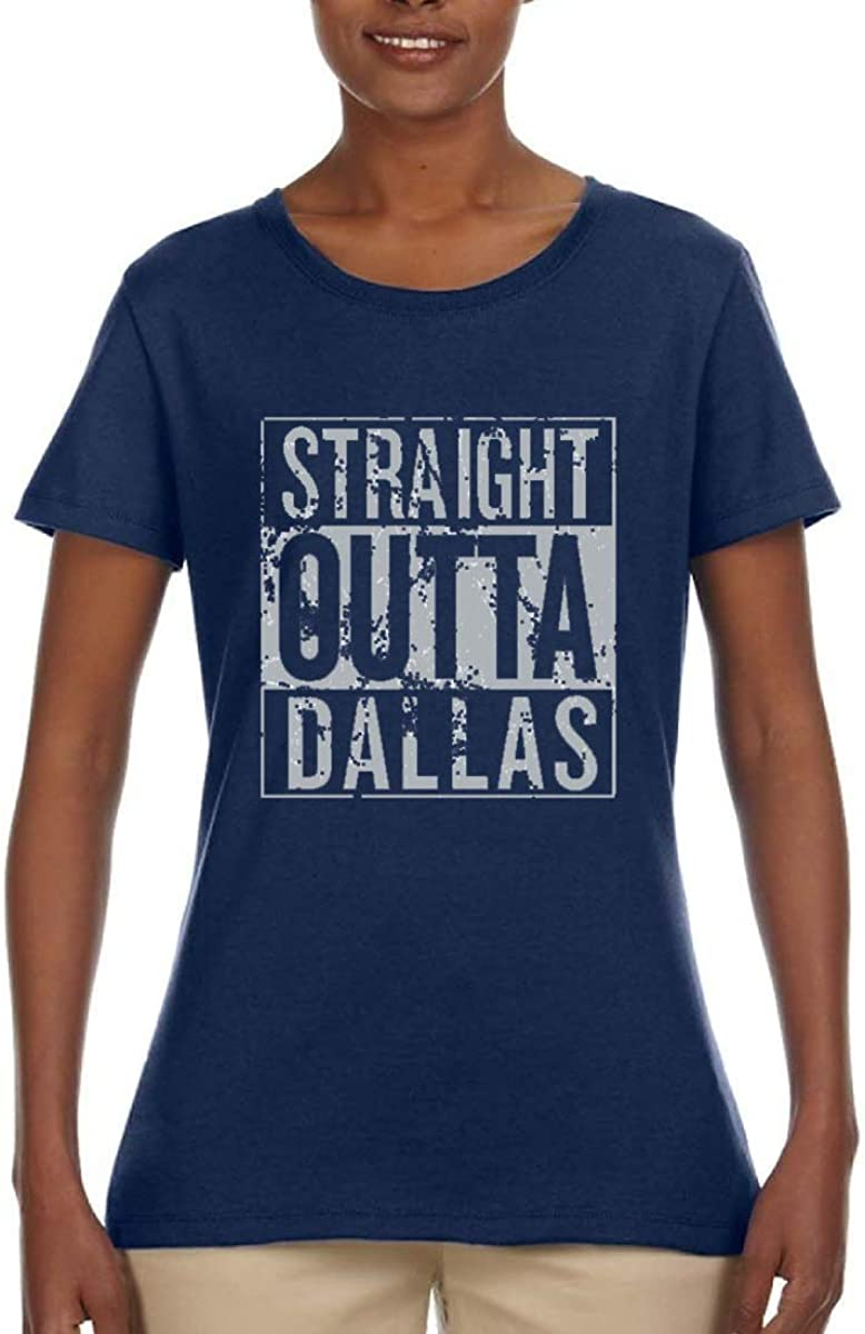 Wild Bobby Straight Outta Hometown Pride | Fantasy Football Fan | Womens Sports Graphic T-Shirt
