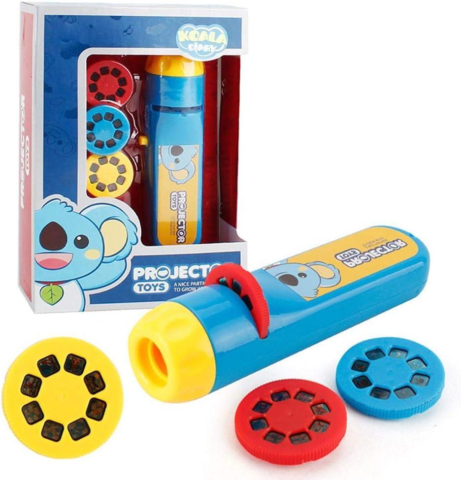 KEIBODETRD Linternas Proyector Cuentos Infantiles,Proyector ...
