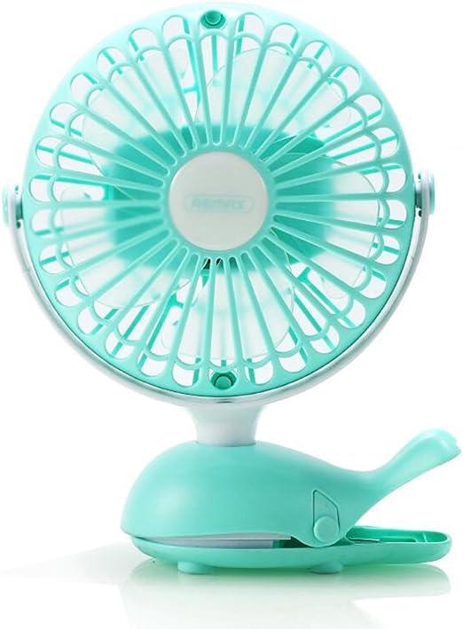 DS aire acondicionado Mini ventilador Mini cochecito de bebé ...