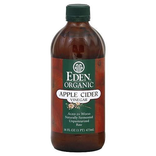 Eden Foods Vinegar Apple Cider Org