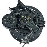 Kabel Kabeltrommel Aufrollvorrichtung Staubsauger ORIGINAL Bosch Siemens 751933