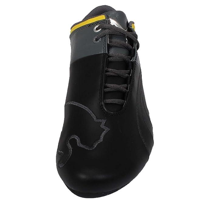 Puma Future Cat M1 SF Catch Schuhe black dark shadow 40, 5