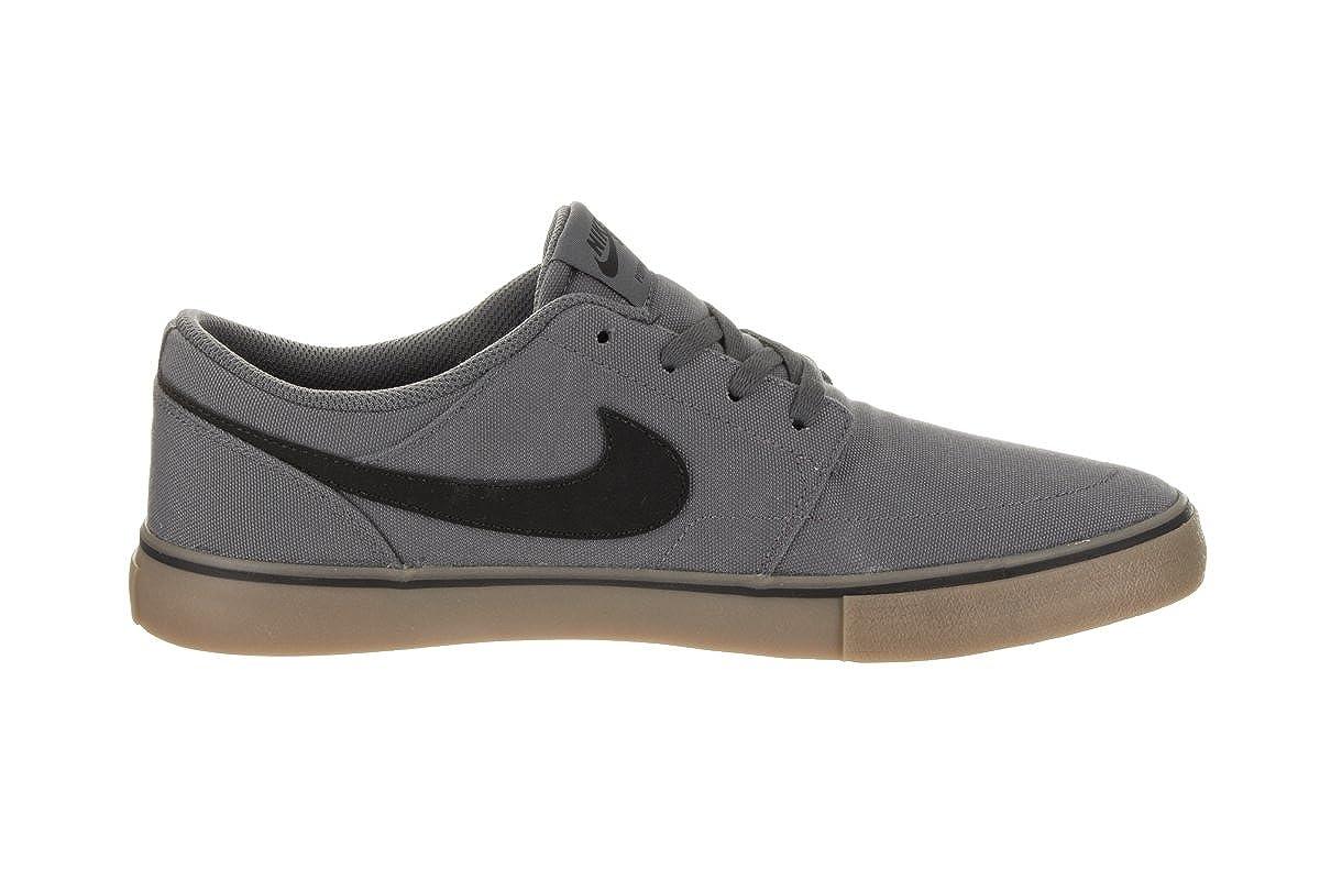 Nike Unisex-Erwachsene Sb Portmore Ii Ii Ii Solar CNVS Skateboardschuhe Schwarz 41 EU B01K3NB1ZQ Skateboardschuhe Britisches Temperament 9ddb06
