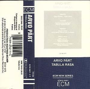 Arvo Part Tabula Rasa - Download Creative Writing
