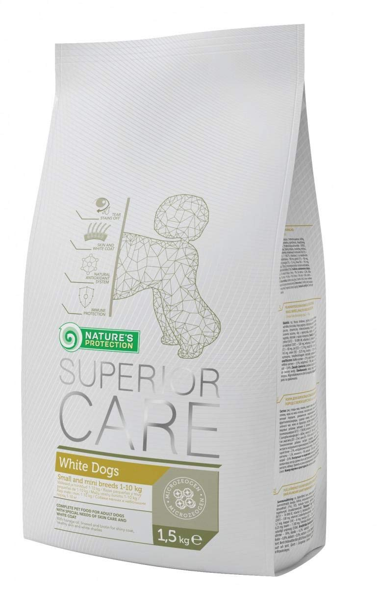 Nature's predection White Dog 1.5kg