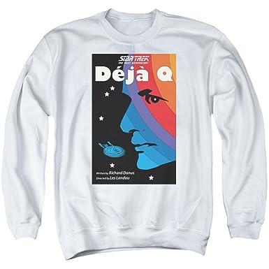 Amazon com: Star Trek - Mens TNG Season 3 Episode 13 Sweater