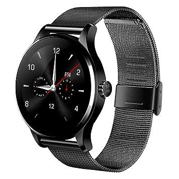 MRXUE Relojes Inteligentes Pulsera de Fitness Activity Tracker, Monitor de Ritmo cardíaco a Prueba de
