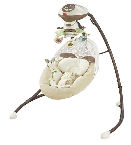 Fisher-Price Cradle' n Swing, Snugabunny - Best Cradle Swings for Baby