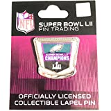2018 SUPER BOWL LII CHAMPIONS PIN EAGLES SUPERBOWL LII CHAMPIONSHIP
