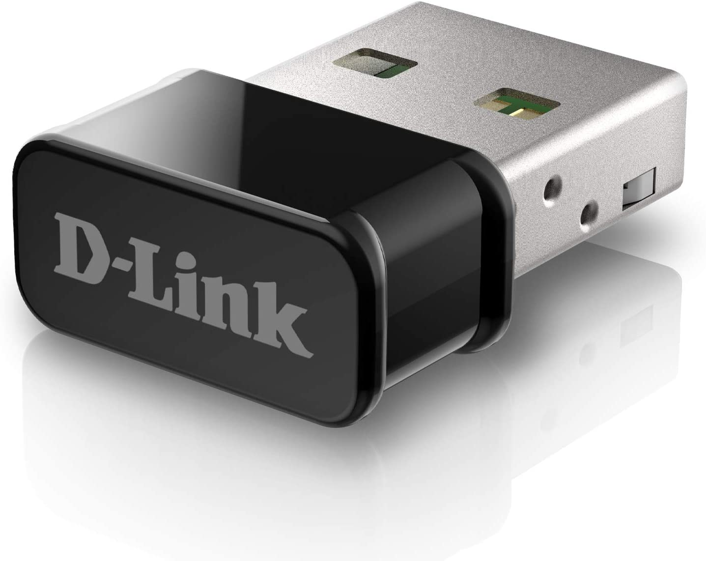 D-Link USB WiFi Adapter Dual Band AC1300 Wireless Internet for Desktop PC Laptop Gaming MU-MIMO Windows Mac Linux Supported (DWA-181-US)