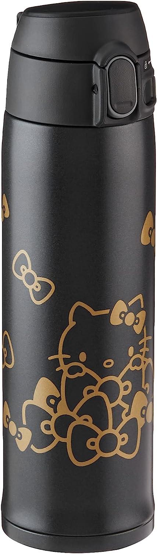 Zojirushi Stainless Steel Vacuum Insulated Mug, 16-Ounce, Hello Kitty Black