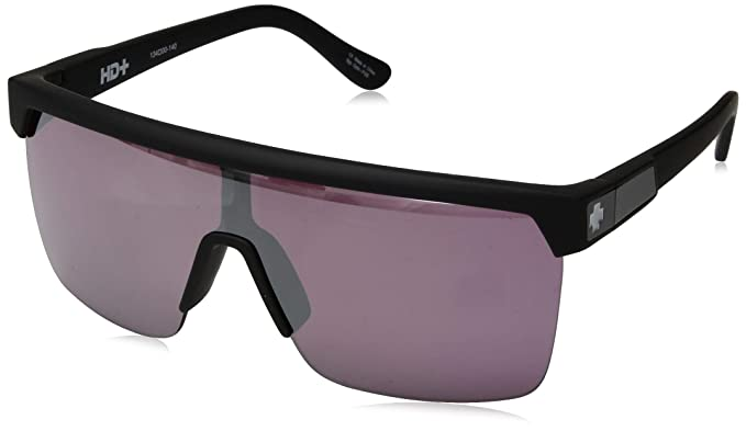 Spy Flynn 5050 - Gafas de sol, Negro (Negro mate), Talla ...