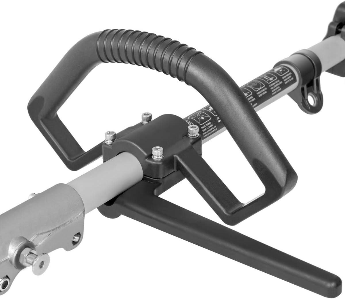 GREENCUT GM650X-9 - Herramienta multifunción 9 en 1, de gasolina ...
