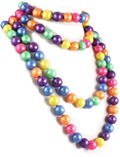 Pop Snap It Novelty Beads 12mm 144pc Orange Color