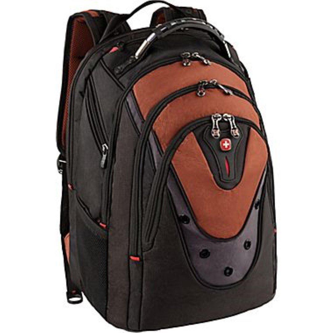 Amazon.com: Laptop Backpack SwissGear, Ibex, Fits 17