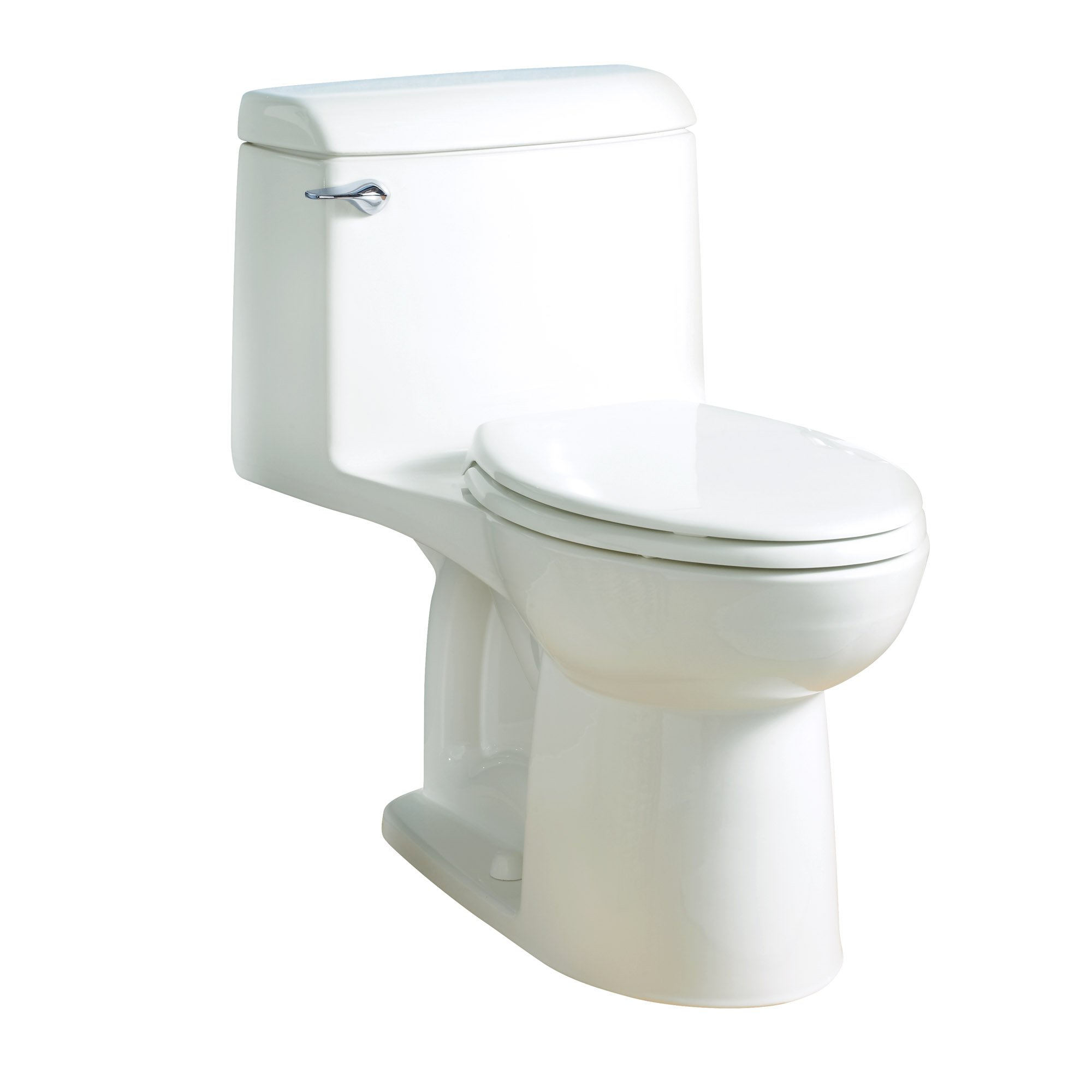 American Standard 2034314.020 Champion-4 Right Height One-Piece Elongated Toilet, White