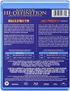 Rob Zombie's Halloween / Halloween 2 (Double Feature) [Blu-ray] from Imports