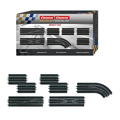 Carrera 30367 Track Extension Set, Digital 124/132: Toys & Games