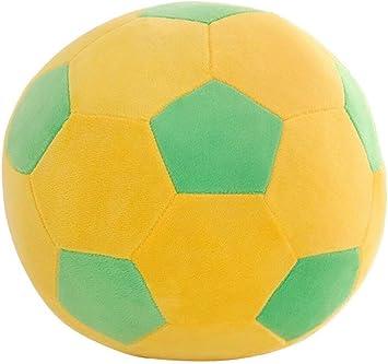 Shufei Almohada De Pelotas De Fútbol Peluche Pelota De Fútbol ...