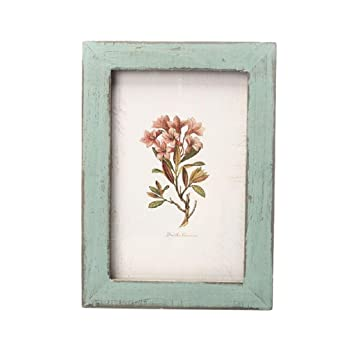 Amazon De Buckdirect Worldwide Ltd Vintage Photo Frame Holzerne
