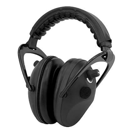 Audición electrónica con protección auditiva para el oído de la oreja de caza Orejera Imprimir Audífono