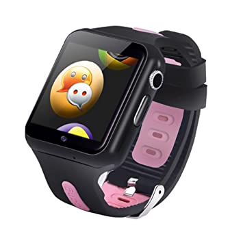 Prom-near Reloj para Niños Impermeable 3G Wifi Niños Inteligente Relojes GPS para Niños Regalos