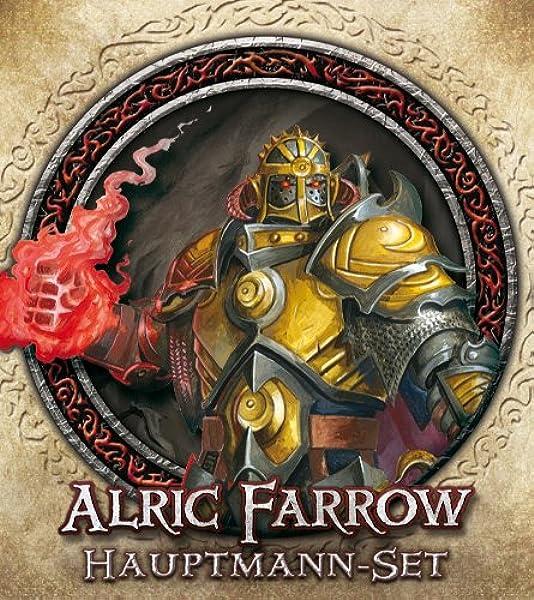 Fantasy Flight Games ffgd1307 Descent 2. ED. – Alric Farrow: Amazon.es: Juguetes y juegos