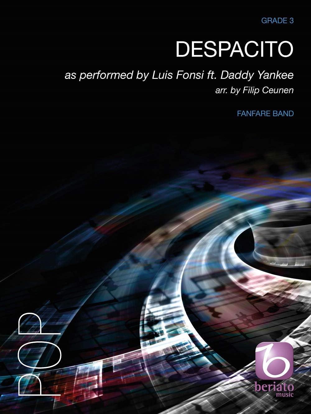 Luis Fonsi,Daddy Yankee-Despacito-Fanfare-SET: Amazon.es ...