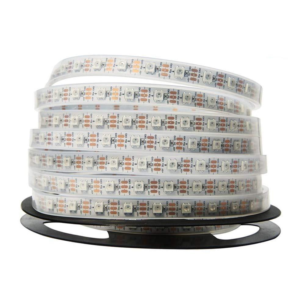 3x adressierbare LED RGB 5mm PL9823-F5 bgl WS2812B mit integrierter Controller!