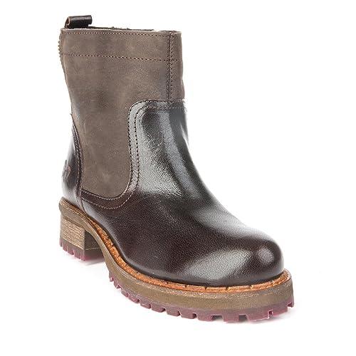 Felmini - Zapatos para Mujer - Enamorarse con Clara 9195 - Botines Cowboy & Biker -