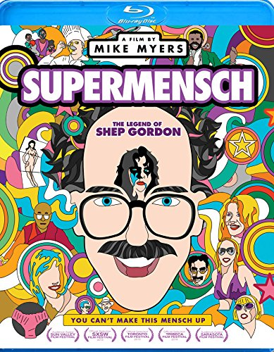 Supermensch: The Legend of Shep Gordon BD [Blu-ray]