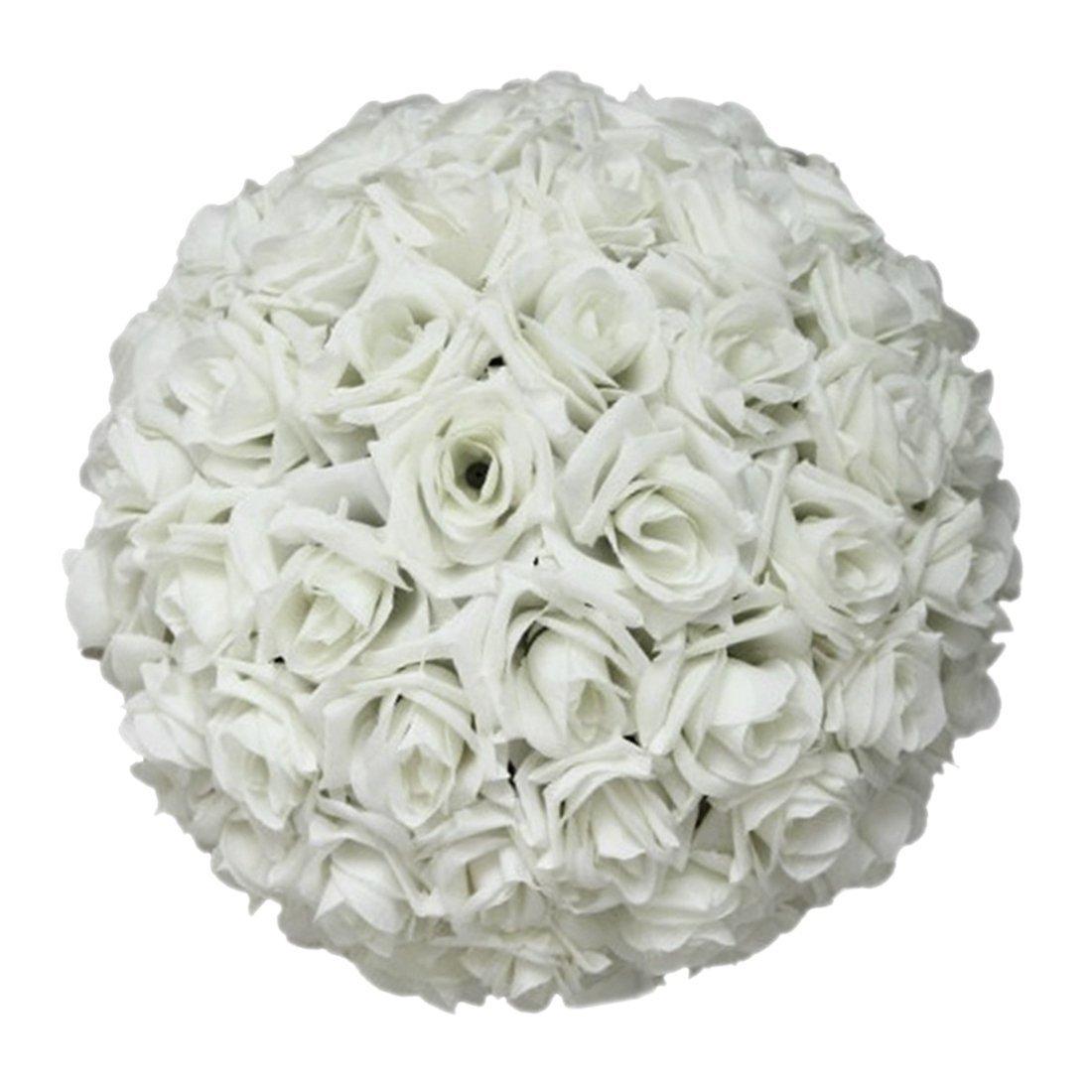 100 Mint Flowers Artificial Mint Rose Fake Flower For Wedding Decor Centerpieces