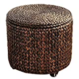 Chair Mats Storage Stool You can Choose Whether to Move According to Your preferences Seat Cushion Can be stored Underwear Storage Stool Sofa Stool Shoe Bench Furniture Accessories