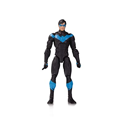 DC Collectibles DC Essentials: Nightwing Action Figure: Toys & Games