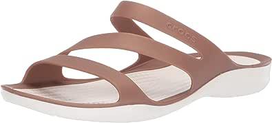 Crocs Women's Swiftwater Sandal | Cute Sandals for Women | Slip On Shoes