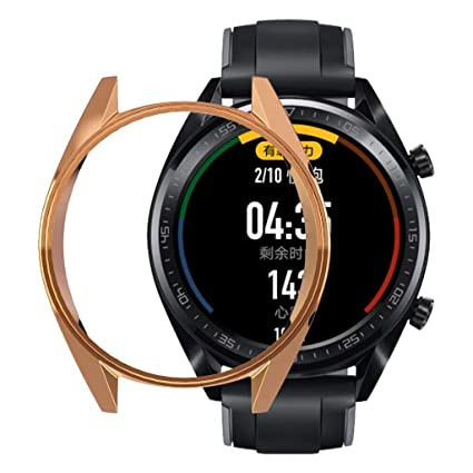 Tianya Bracelet pour étui Dell Montre Tpu Huawei Watch Gt, Étui Dell Montre