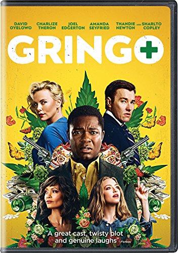 DVD : Gringo (DVD)