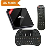 H96 Pro Plus TV BOX Android 7.1 Amlogic912 Octa Core 2GB DDR3 16GB EMMC Smart TV Box Support 2.4G/5G Dual Band WIFI 1000M LAN 4K 3D With Wireless Mini Keyboard