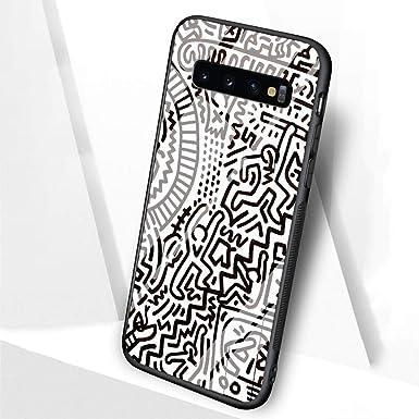 TT-55 Keith Haring - Carcasa para teléfono móvil, Color Negro: Amazon.es: Electrónica