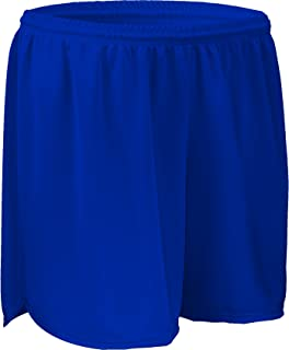 "product image for PT403W 4"" Performance Athletic Solid Sport Running Short with Inner Brief (XX-Large, Royal)"