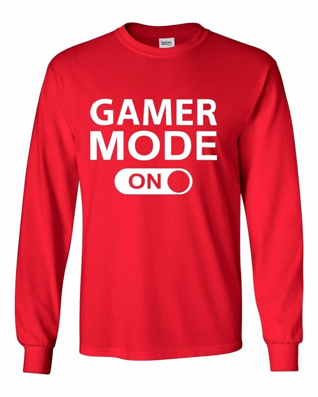 Gamer Mode On - Men's Long Sleeve T-Shirt