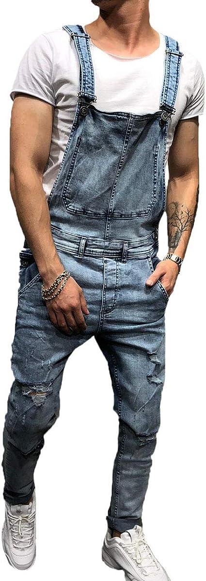 Wofupowga Womens Belt Comfort Lace Crewneck Pocket Backless Wide Leg Playsuit Jumpsuits