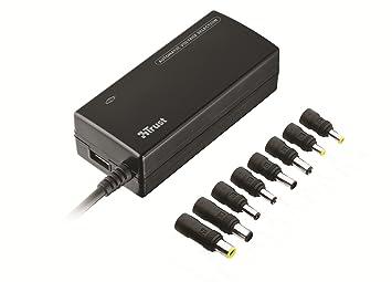 Trust 16892 - Adaptador de corriente universal 70w, Multicolor: Amazon.es: Informática