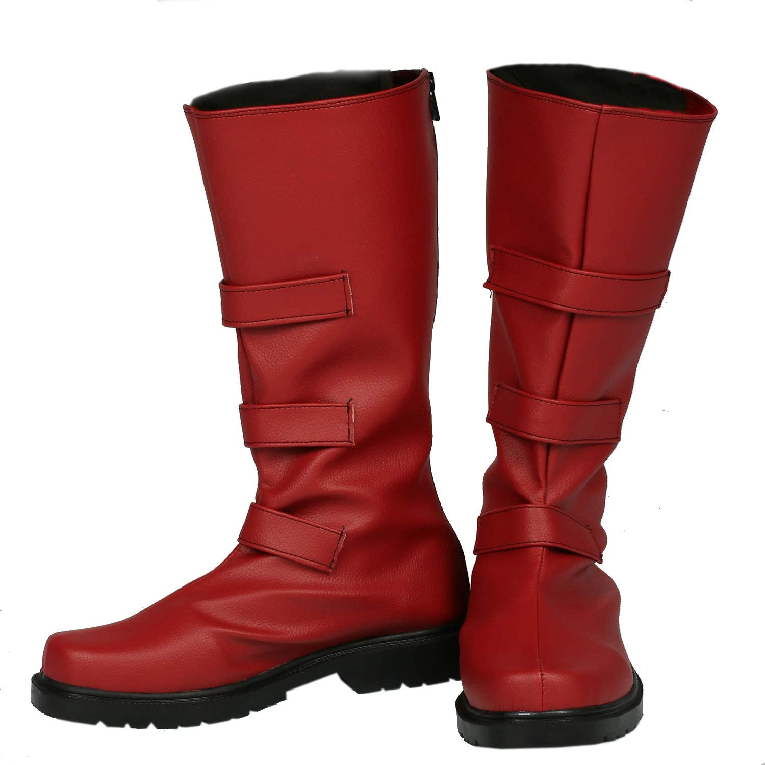 Mens Matt Cosplay Boots Shoes Costume Accessories for Halloween