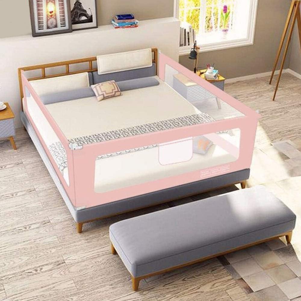 Gris, 120cm Baffle lat/éral Anti-Chute Respirant et Anti-Collision barri/ère de lit pour Enfant MY1MEY Barri/ère de lit