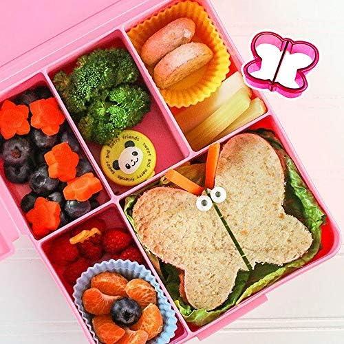 Amazon.com: Sandwich Cortador Set 52pcs para Niños Bento ...