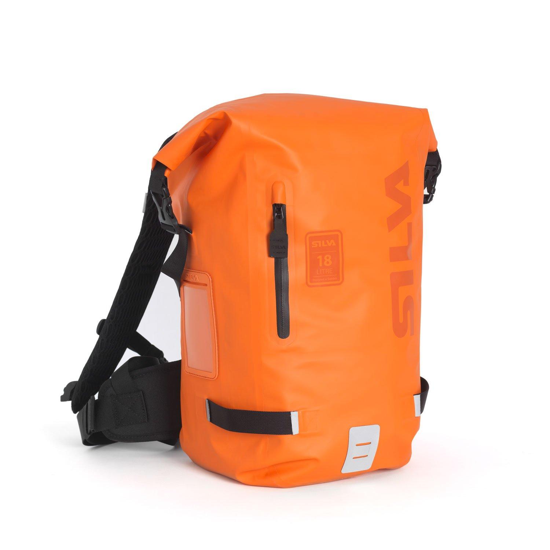 Silva Access 18WP Waterproof Back Pack 18ltr - Orange